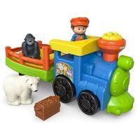 Kreatywne dla dzieci, Little People Pociąg ze zwierzętami