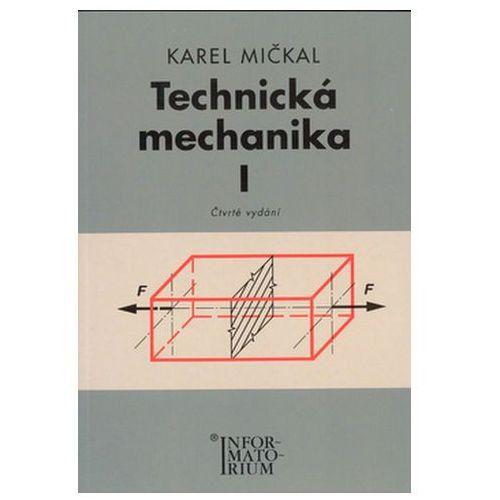 Pozostałe książki, Technická mechanika I Karel Mičkal