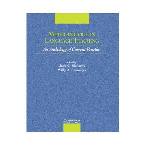 Książki do nauki języka, Methodology In Language Teaching An Anthology Of Current Practice (opr. miękka)