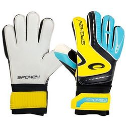 Rękawice bramkarskie SPOKEY Support (rozmiar 7) Żółto-niebieski