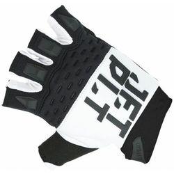 Rękawice Na Skuter Jet Pilot Matrix RX Race Glove-Short Finger 2019 White/Black