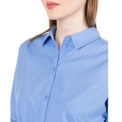 Vero Moda Grace Koszula Niebieski XS
