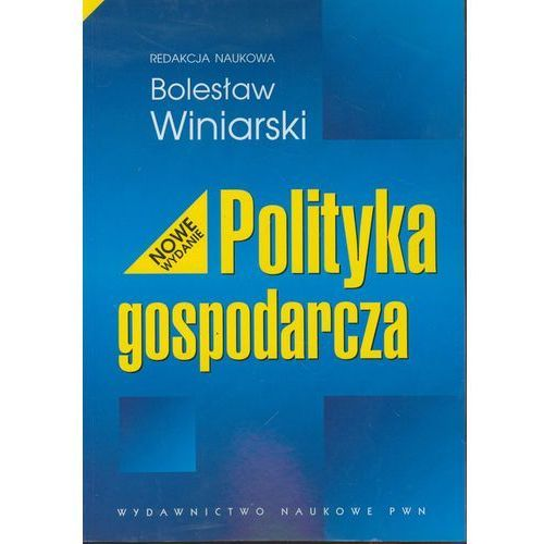 Biblioteka biznesu, Polityka gospodarcza (opr. miękka)