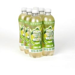 Napój Clear Vegan Protein Water - 6 x 500ml - Butelka - Lemon Lime