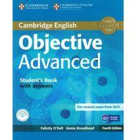 Książki do nauki języka, Objective Advanced Student's Bookwith answers with CD-ROM - wyślemy dzisiaj, tylko u nas taki wybór !!! (opr. miękka)