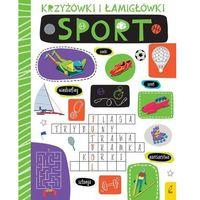 Książki dla dzieci, Krzyżówki i łamigłówki. Sport (opr. broszurowa)