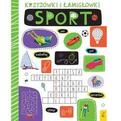 Krzyżówki i łamigłówki. Sport