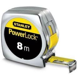 Stanley miara stalowa Powerlock 8m x 25 mm