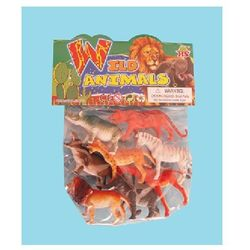 Figurki SWEDE Wild Animals Afryka O305