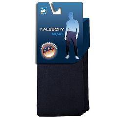 Kalesony Wola Męskie W 58003 164-170 164-170, czarny/nero, Wola
