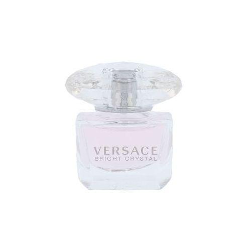 Wody toaletowe damskie, Versace Bright Crystal 5ml W Woda toaletowa