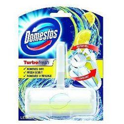 Domestos Turbo Fresh Kostka Wirująca do WC Cytryna 32g