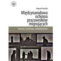 E-booki, Międzynarodowa ochrona pracowników migrujących. Geneza, instytucje, oddziaływanie