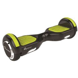 Elektryczna deskorolka SKYMASTER Wheels 6,5 Dual System Czarny-żółty