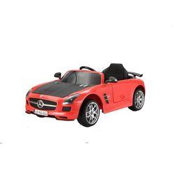 Hecht samochodzik dziecięcy - Mercedes Benz SLS AMG, czerwony - BEZPŁATNY ODBIÓR: WROCŁAW!