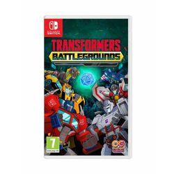 Transformers Battlegrounds Nintendo Switch