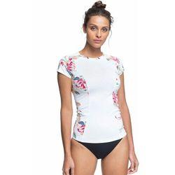 ROXY damska koszulka - lycra Fashion Cs Lyc (ERJWR03369-WBB7) XS biała