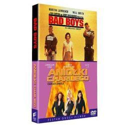 Bad Boys + Aniołki Charliego (DVD) - Michael Bay, McG DARMOWA DOSTAWA KIOSK RUCHU