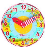 Pozostałe zabawki edukacyjne, Zegar do nauki czasu dla dzieci Peggy Diggledey