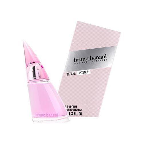 Wody perfumowane damskie, Bruno Banani Intense Woman 40ml EdP