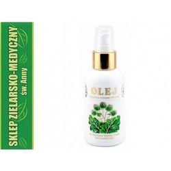 Olej z korzenia łopianu z ziołami 100ml