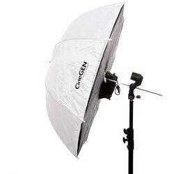"Parasolka rozpraszająca,""Shoot-through SOFTBOX"", 110cm"