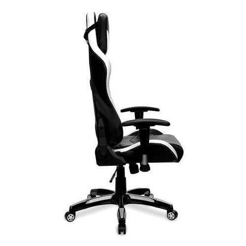 Fotele dla graczy, Fotel gamingowy FALCON czerwony PRO-GAMER dla graczy PODKŁADKA PRO-GAMER 80x45cm GRATIS