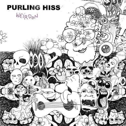 Rock, Purling Hiss - Weirdon
