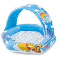 Baseny dla dzieci, Intex Dziecięcy basen dmuchany 58415 Kubuś Puchatek