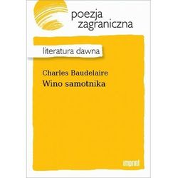 Wino samotnika - Charles Baudelaire - ebook