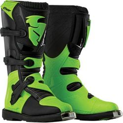 THOR BUTY OFFROAD BLITZ S5 BLACK/GREEN =$