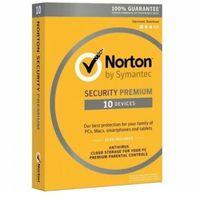 Oprogramowanie antywirusowe, Norton Security Premium 10 urządzeń / 2 lata Polska wersja językowa! / szybka wysyłka na e-mail / Faktura VAT / 32-64BIT / WYPRZEDAŻ