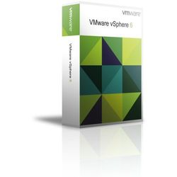 Academic Basic Support/Subscription VMware vSphere 6 Standard for 1 processor for 1 year VS6-STD-G-SSS-A