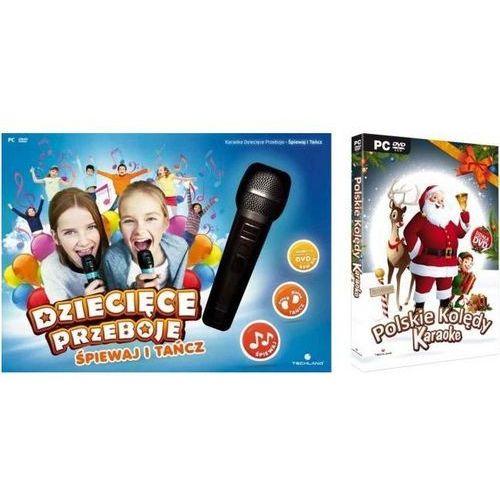 Płyty karaoke, Karaoke Dziecięce Przeboje: Śpiewaj i Tańcz + Kolędy Polskie