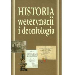 Historia weterynarii i deontologia (opr. twarda)