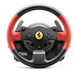 Kierownica Thrustmaster T150 Ferrari dla PS4, PS3 a PC + pedały (4160630) Czarny