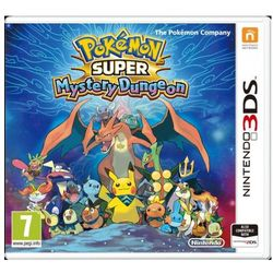 Gra Nintendo Pokemon Super Mystery Dungeon 3DS 2DS