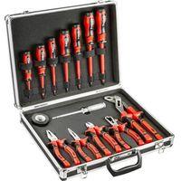 Zestawy narzędzi ręcznych, Zestaw narzędzi NEO 1000V 01-300 (14 elementów) + DARMOWY TRANSPORT!