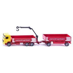 Ciężarówka do przewozu materiałów budowalnych