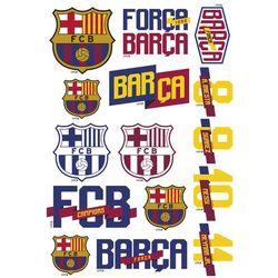 Tatuaże wodne ASTRA FC-122 FC Barca Fan 4