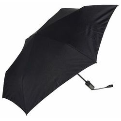 Knirps TS.200 Slim Medium Duomatic Parasolka składana 29 cm black ZAPISZ SIĘ DO NASZEGO NEWSLETTERA, A OTRZYMASZ VOUCHER Z 15% ZNIŻKĄ