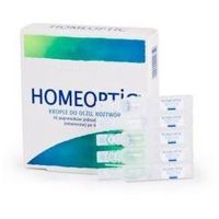 Homeopatia, HOMEOPTIC KROPLE, 10 MINIMSÓW