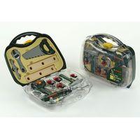 Skrzynki i walizki do majsterkowania, Walizka Bosch z wkrętarką i narzędziami