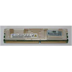 Pamięć RAM 8GB (KIT 2x 4GB) SAMSUNG FB-DIMM DDR2 667MHz PC2-5300 ECC Fully Buffered DIMM | M395T5160QZ4-CE66