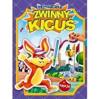 Książki dla dzieci, Przyjaciele zwinny Kicuś - Wysyłka od 3,99 - porównuj ceny z wysyłką (opr. miękka)