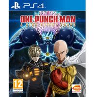 Gry na PlayStation 4, One Punch Man A Hero Nobody Knows (PS4)