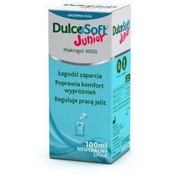 Dulcosoft Junior, syrop, 100 ml - Długi termin ważności! DARMOWA DOSTAWA od 39,99zł do 2kg!