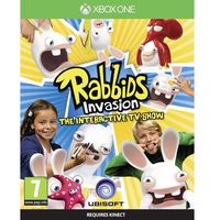 Gry na Xbox One, Rabbids Invasion: The Interactive TV Show