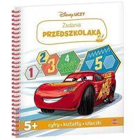 Książki dla dzieci, Disney uczy Auta 3 Zadania przedszkolaka - Praca zbiorowa (opr. broszurowa)