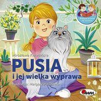 Książki dla dzieci, Przygód w bród. Już czytamy! Pusia i jej wielka.. (opr. miękka)